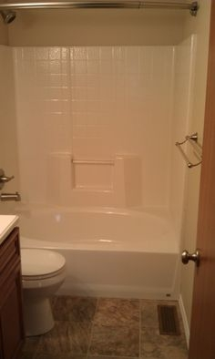 One Piece Bathtub Shower 15
