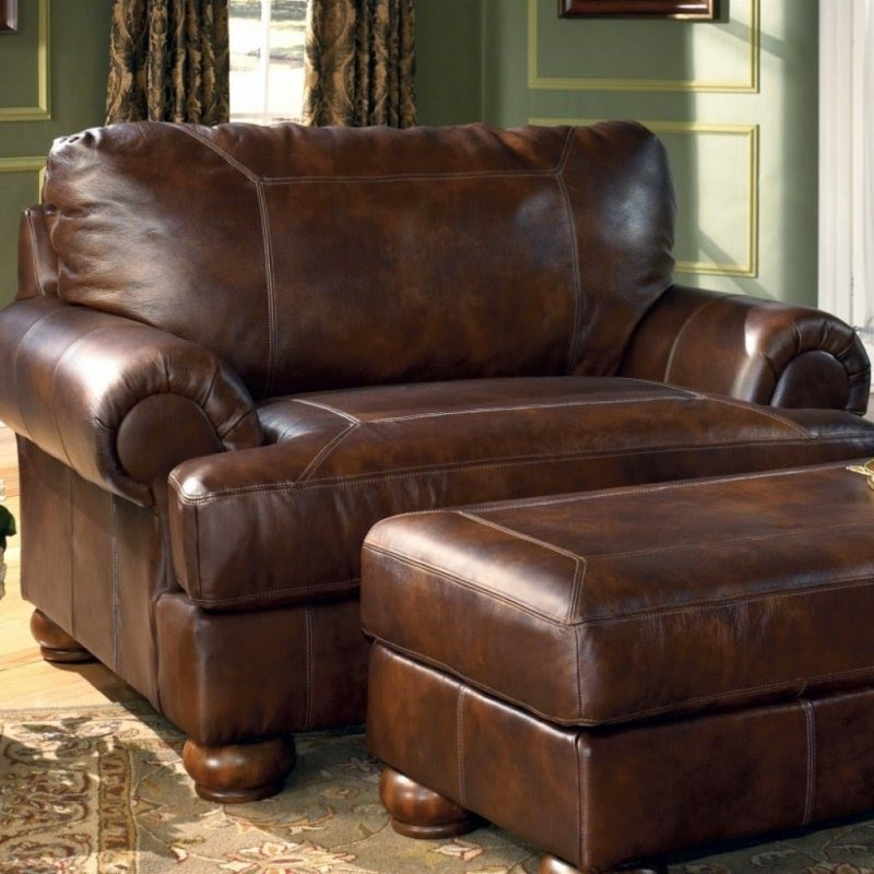 Charmant Oversized Reclining Chair 2