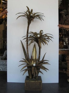Palm Tree Floor Lamp Foter