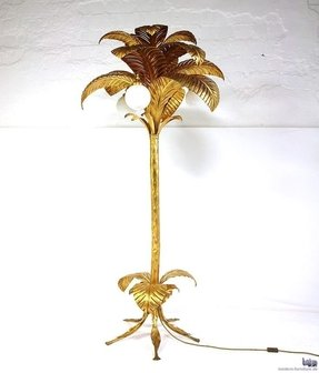 Palm tree floor lamp foter palm tree floor lamp 6 aloadofball Image collections