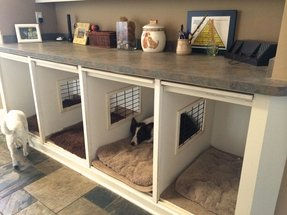 furniture pet crates. Simple Crates Itu0027s A Type Of An Indoor Dog Kennel Which Is Also Piece Furniture  The Construction Divided Into Several Cozy Sections  On Furniture Pet Crates