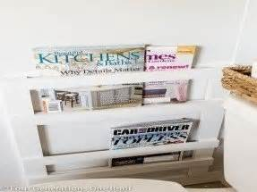 Photo Gallery Of The Bathroom Magazine Rack To Escape From