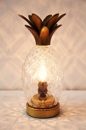 Pineapple table lamp 17