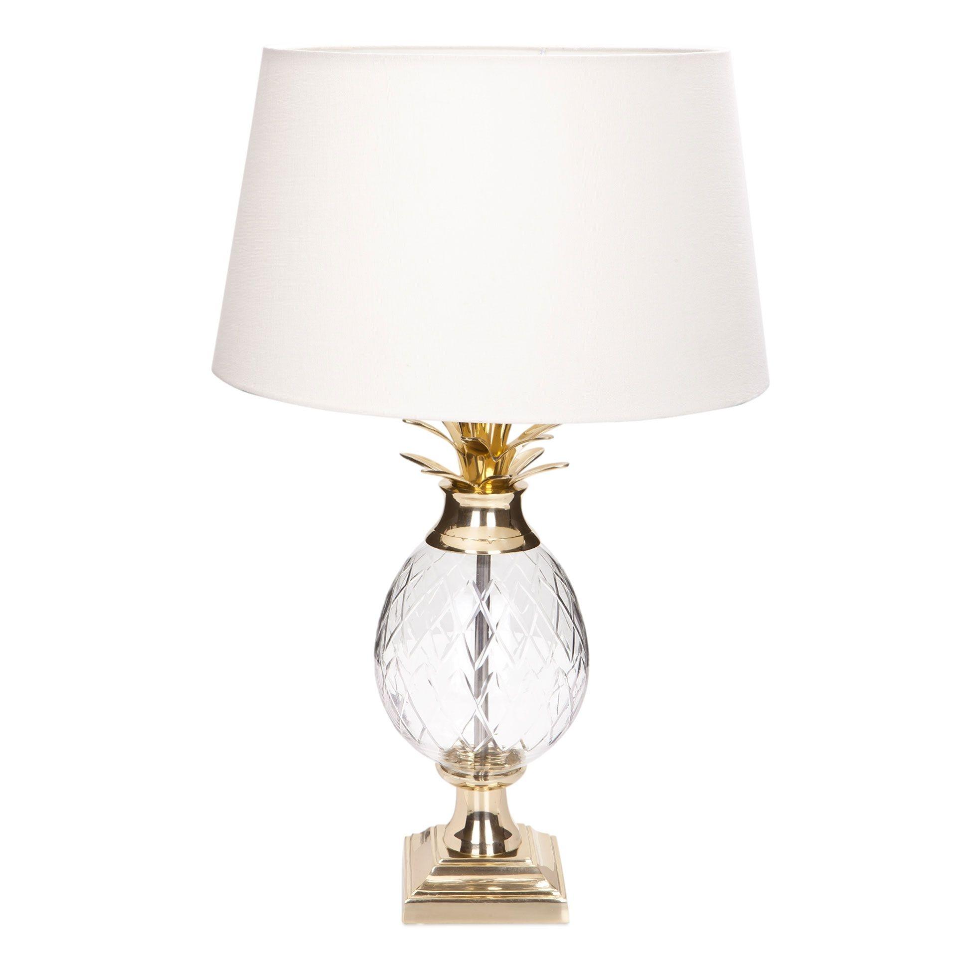 Elegant Pineapple Table Lamp 21