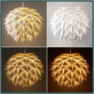 Excellent Rice Paper Lamp Shades - Foter KM11