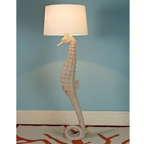 Seahorse table lamp 1