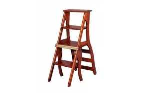 Pleasant Wooden Step Stools Ideas On Foter Cjindustries Chair Design For Home Cjindustriesco