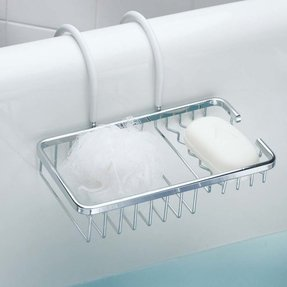 Soap and Sponge Bathtub Caddy
