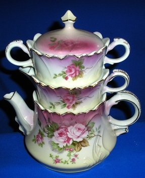 Sugar bowl creamer set 5