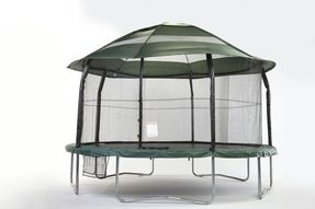 Trampoline cover jumpking trampolines