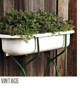 Vintage Baby Bathtub