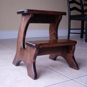 Stupendous Wooden Step Stools Ideas On Foter Ibusinesslaw Wood Chair Design Ideas Ibusinesslaworg