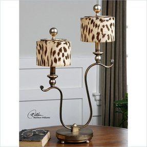 Cheetah Lamp Shade Ideas On Foter