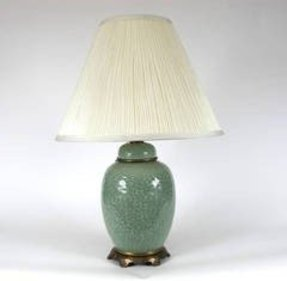 Celadon Porcelain Table Lamp Ideas On Foter