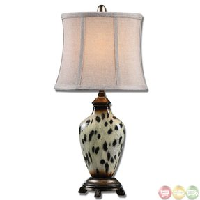Cheetah lamp shade 13