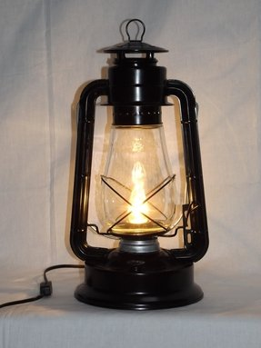 Electric lantern table lamps foter electric lantern table lamps 11 aloadofball Image collections
