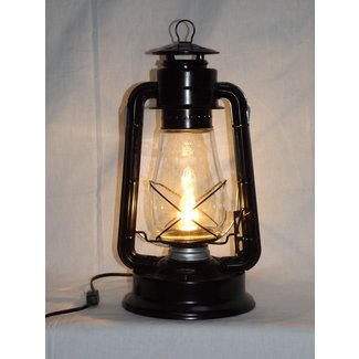 Electric lantern table lamps 17