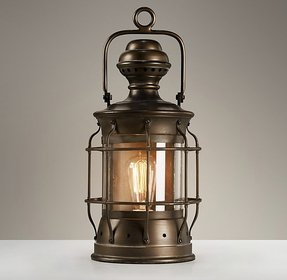 Electric Lantern Table Lamps Foter