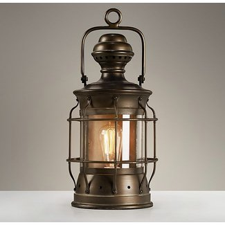 Electric lantern table lamps 2