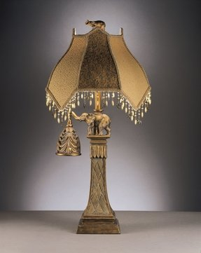 Elephant table lamp 16