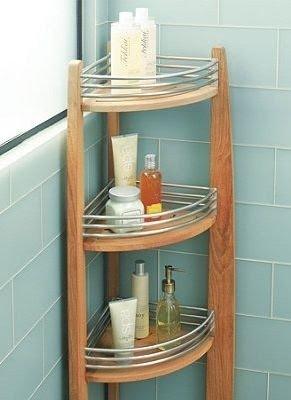 Beau Free Standing Bathroom Caddy