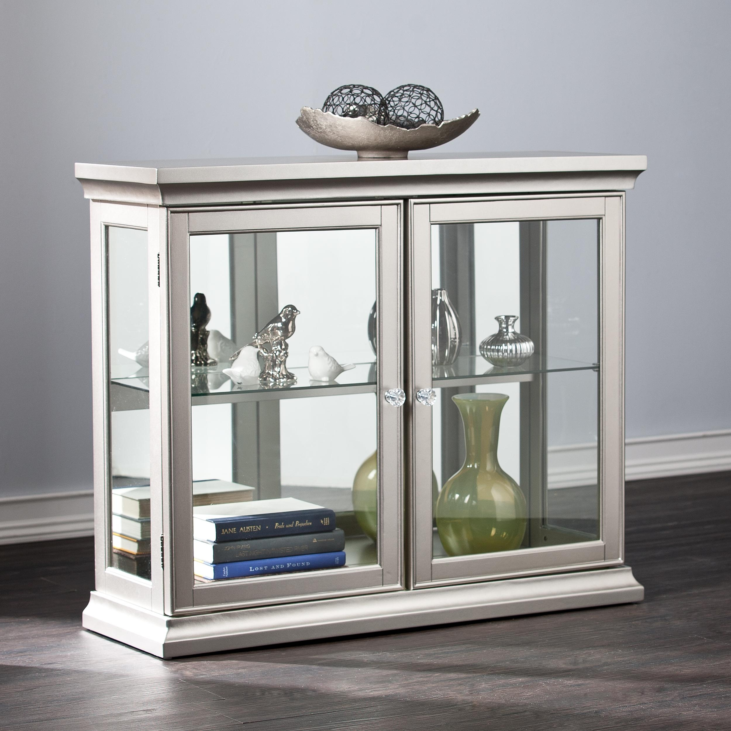 Etonnant French Glass Display Cabinets