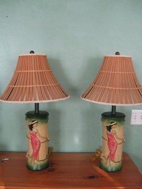 Vintage Hula Girl Lamp - Ideas on Foter