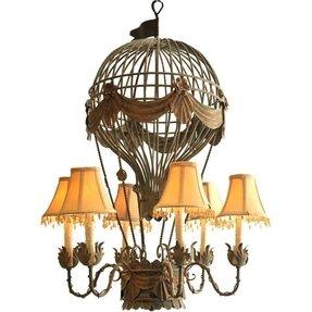 Hot air balloon lamp foter hot air balloon light shade 1 aloadofball Images