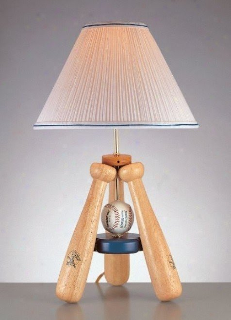 Kids lite source baseball bat table lamp contemporary table lamps