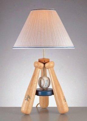 Baseball Kids Lamp Foter