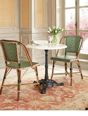 Kitchen Bistro Table Chairs 1