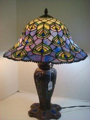 Antique Floor Lamp Shades