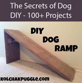 Pet ramp for bed 6