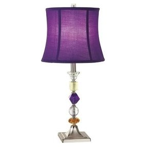 Purple lamp shades foter purple lamp shades 16 mozeypictures Images