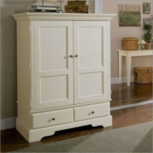 Riverside Furniture Splash Of Color 1239 Computer Armoire 47 5w