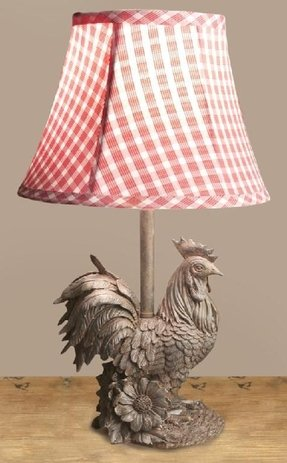 Rooster lamp 16