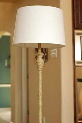 Rope Lamp Base Ideas On Foter