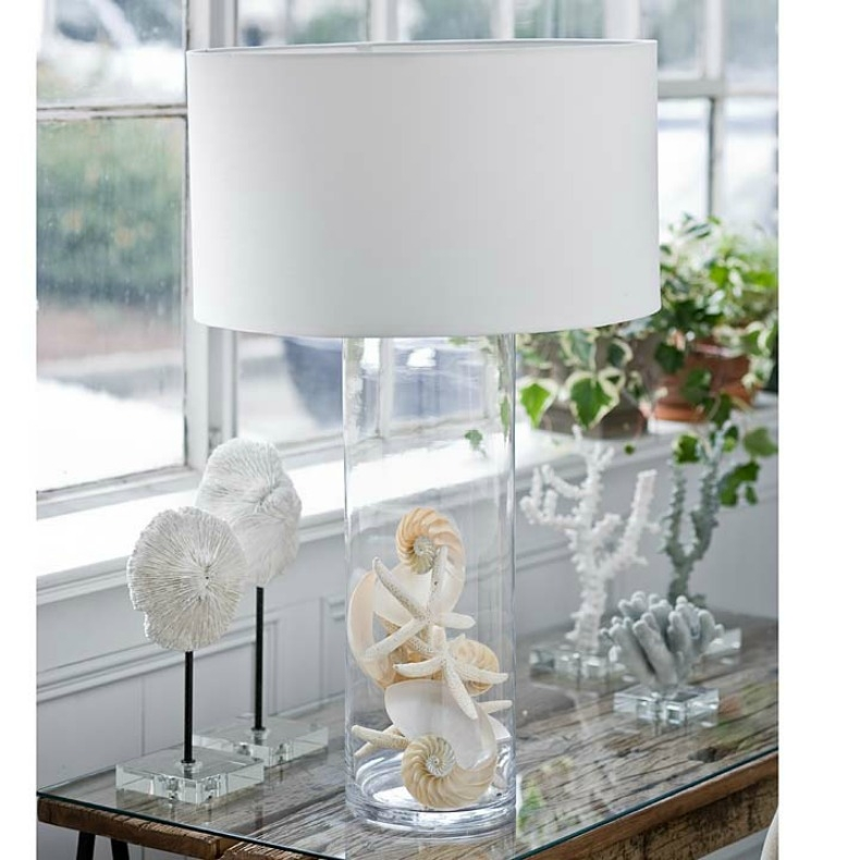 Amazing Seashell Table Lamp 10