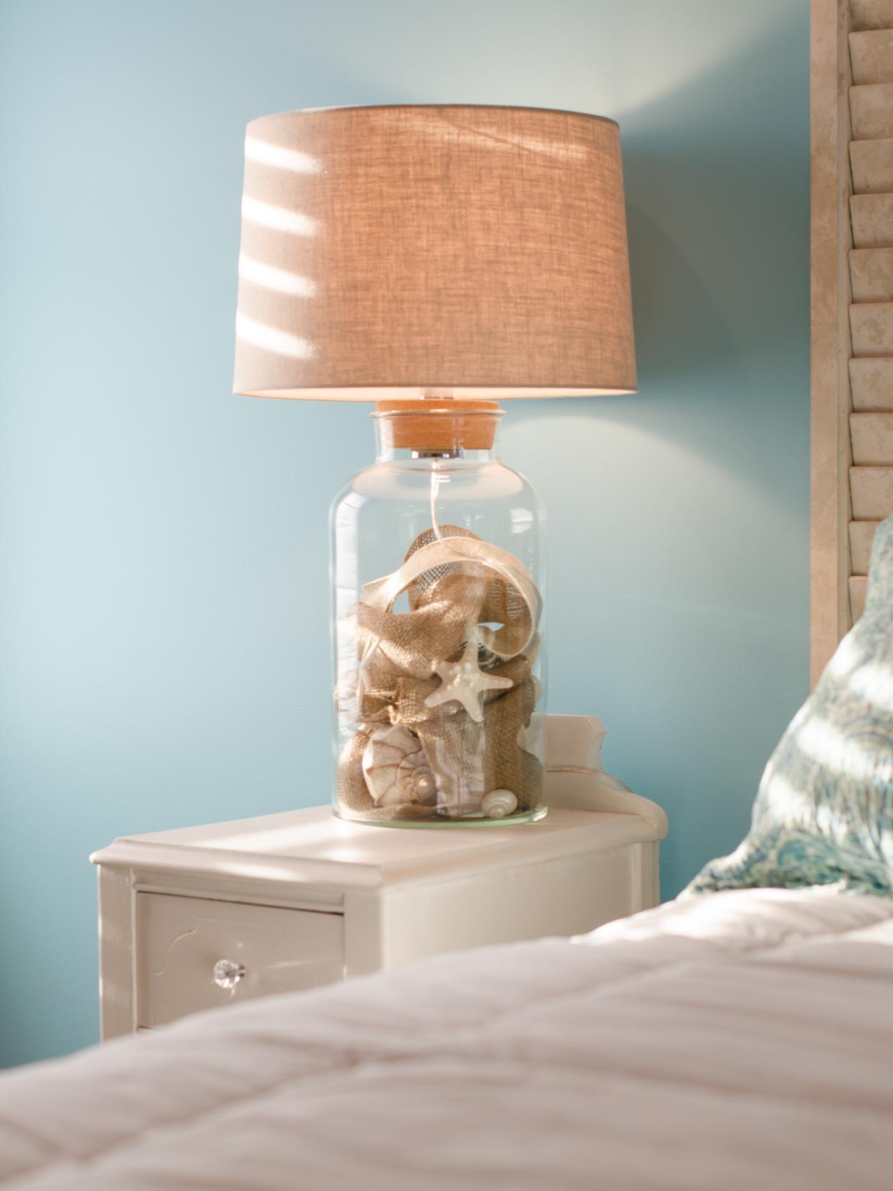 Awesome Seashell Table Lamp 11