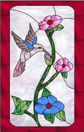 Tiffany Stained Glass Window Panels Foter