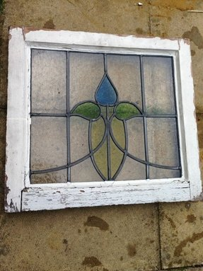 Stained glass window 10