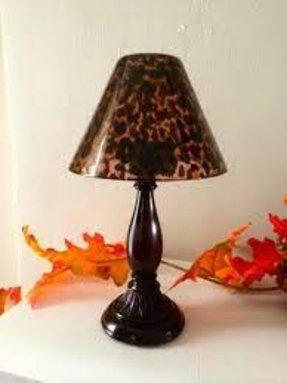 Cheetah Lamp Shade Foter