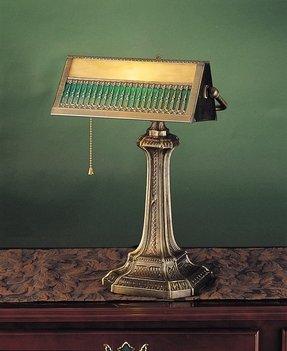 Tiffany style bankers lamp foter tiffany bankers desk lamp aloadofball Images
