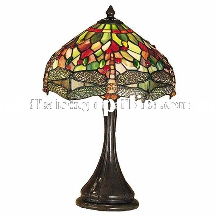 Wonderful Tiffany Frog Lamp 4