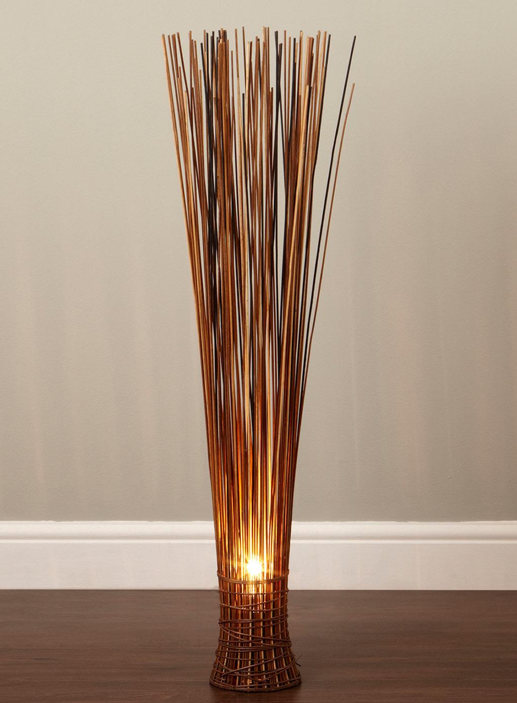 Captivating Twig Floor Lamp 13