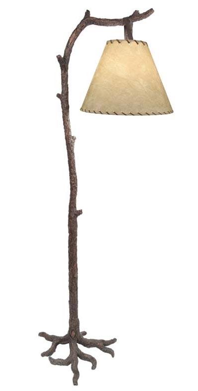 Twig Floor Lamp 14