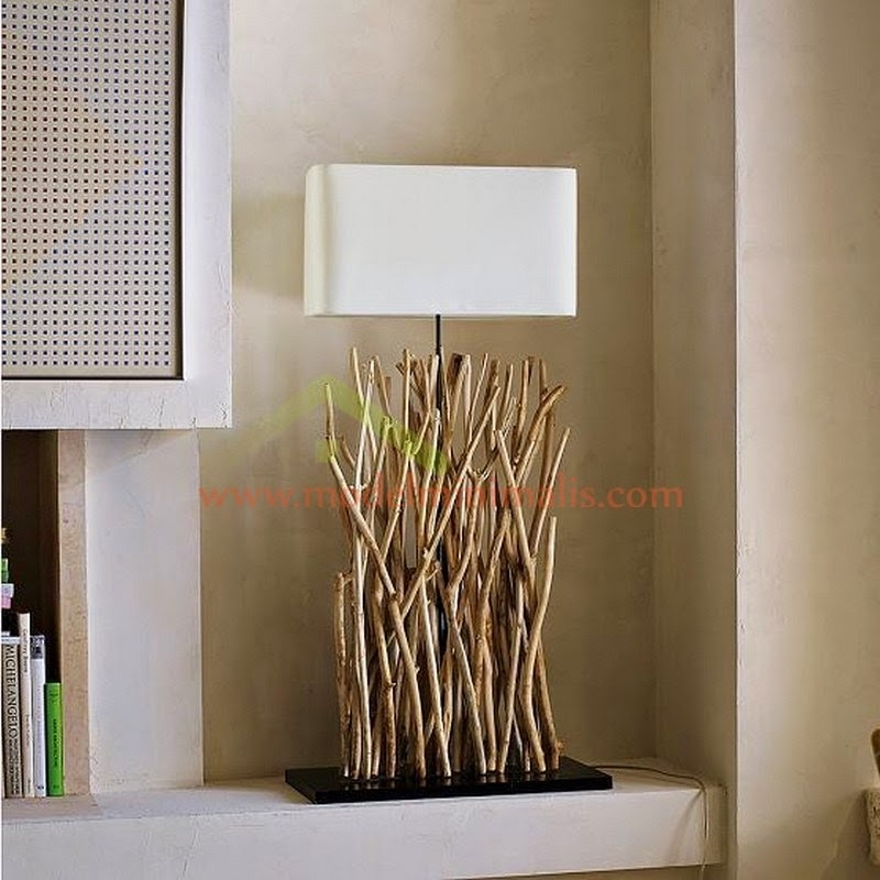 Twig Floor Lamp 29
