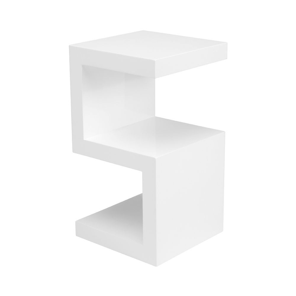Wonderful Unique Small End Tables White 11 Remarkable Small White End
