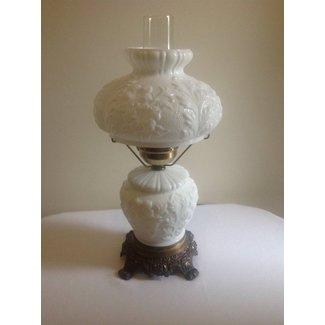 Vintage Milk Gl Lamp For 2020