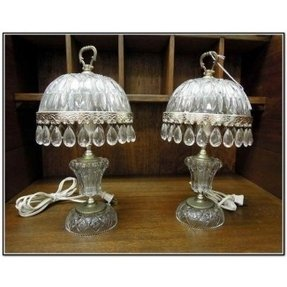 Waterford crystal crystal table lamp foter waterford lamps discontinued mozeypictures Gallery